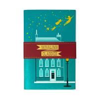 MinaLima - Peter Pan Stitched Notebook